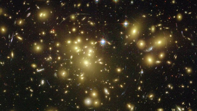 Galaxy Cluster Abell1689