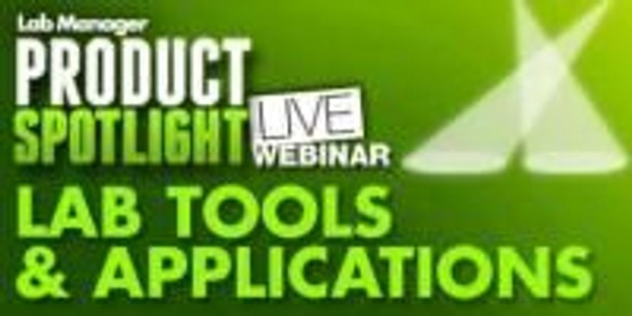 Webinar: Tips to Help Meet Your Lab's Sustainability Goals