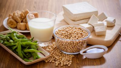 Soy bean, tofu, and other soy products