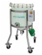 Polyethylene Bottom Entry Mixer