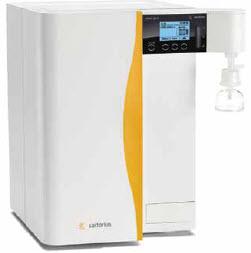 arium® pro VF ultrapure water system