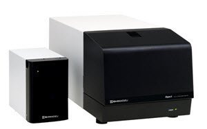 iSpect DIA-10 Dynamic Image Particle Size and Shape Analyzer