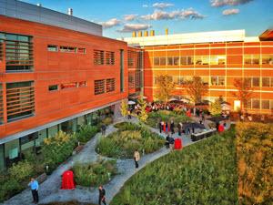 Donald Danforth Plant Science Center exterior