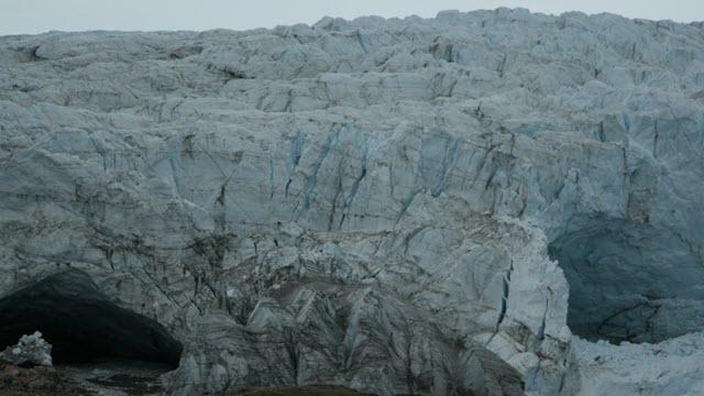 Greenland Ice Sheet, 2008
