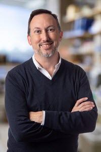 Reuben Shaw, Salk Institute