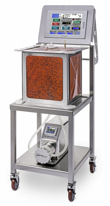High Purity New England ClearMixx single use mixing system