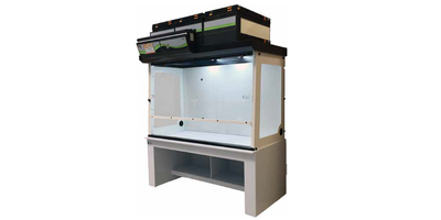 Plastic Concepts Filtered Fume Hood