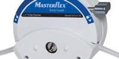 Masterflex L/S Easy-Load Pump Head Updated with Modern Design