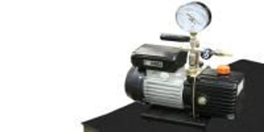 Vacuum Pumps: The Widest Dynamic Range of Any Lab Device