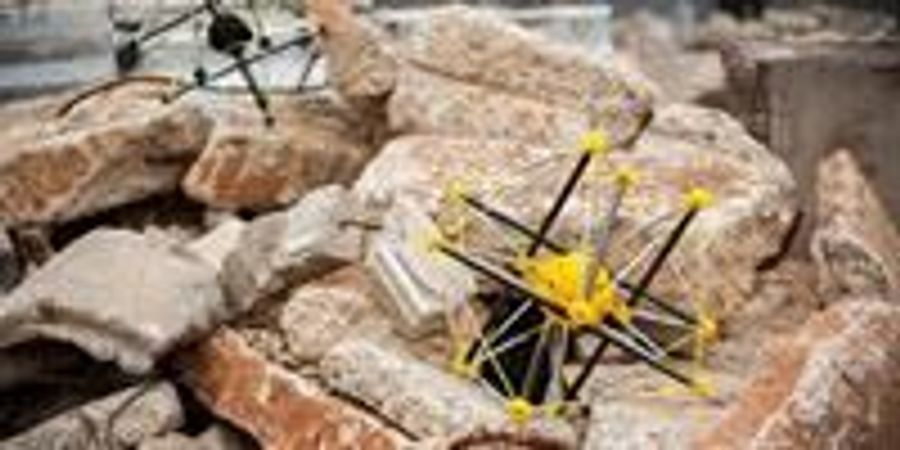 Squishy Robots Can Land Safely from Helicopter