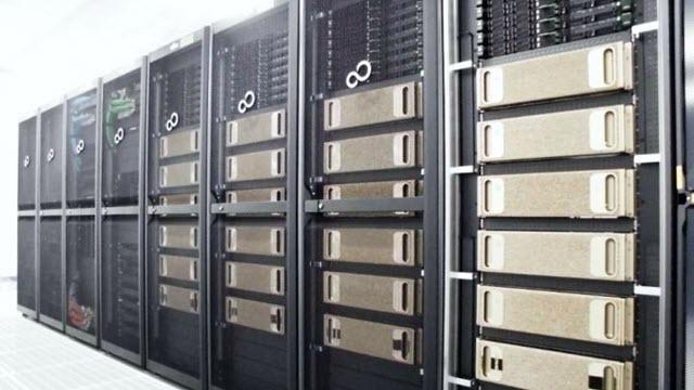 RAIDEN AI supercomputer