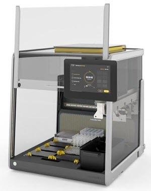 Hamilton Robotics Microlab Prep automated liquid handler
