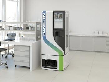 Hamilton Storage Verso® Q20 Automated Sample Storage System