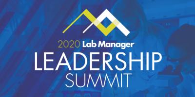 Lab Manager Leadership Summit 2020