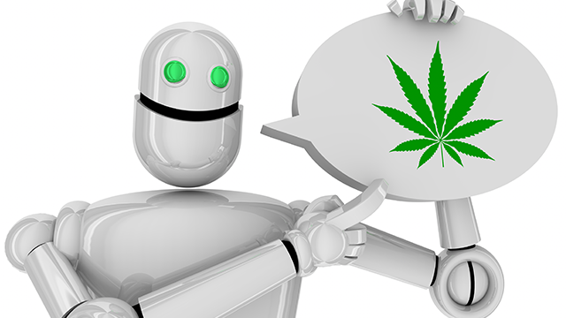 Bots Tweet Fake News About Cannabis