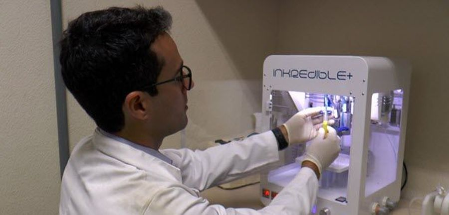 Researchers Create Functional Mini-Liver by 3D Bioprinting