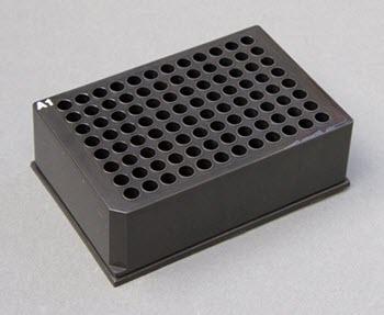 Porvair Sciences black microplates