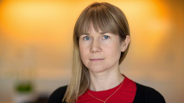 Johanna Rickne, Stockholm University