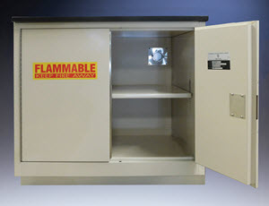 HEMCO Flammable Storage Cabinet