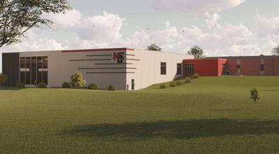 Project Profile: Northwest Iowa Community College Building D