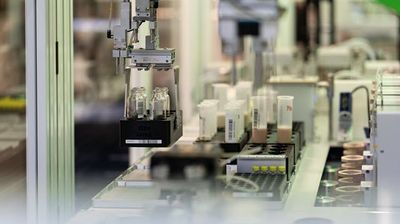 Eli Lilly and Company in Collaboration with Strateos, Inc. Launch Remote-Controlled Robotic Cloud Lab