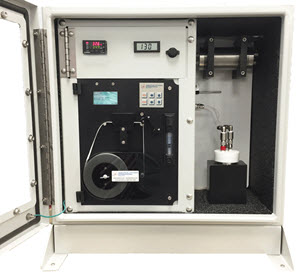 Analytical Systems Keco 205L Laboratory H2S in Liquids Analyzer
