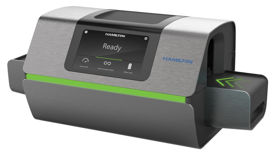 Automated LabElite® DeFroster Quickly Removes Frost Buildup on Sample Racks and Tubes