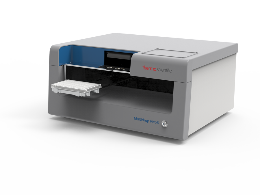 New High Precision Digital Reagent Dispensers Facilitate Assay Miniaturization and Increased Throughput