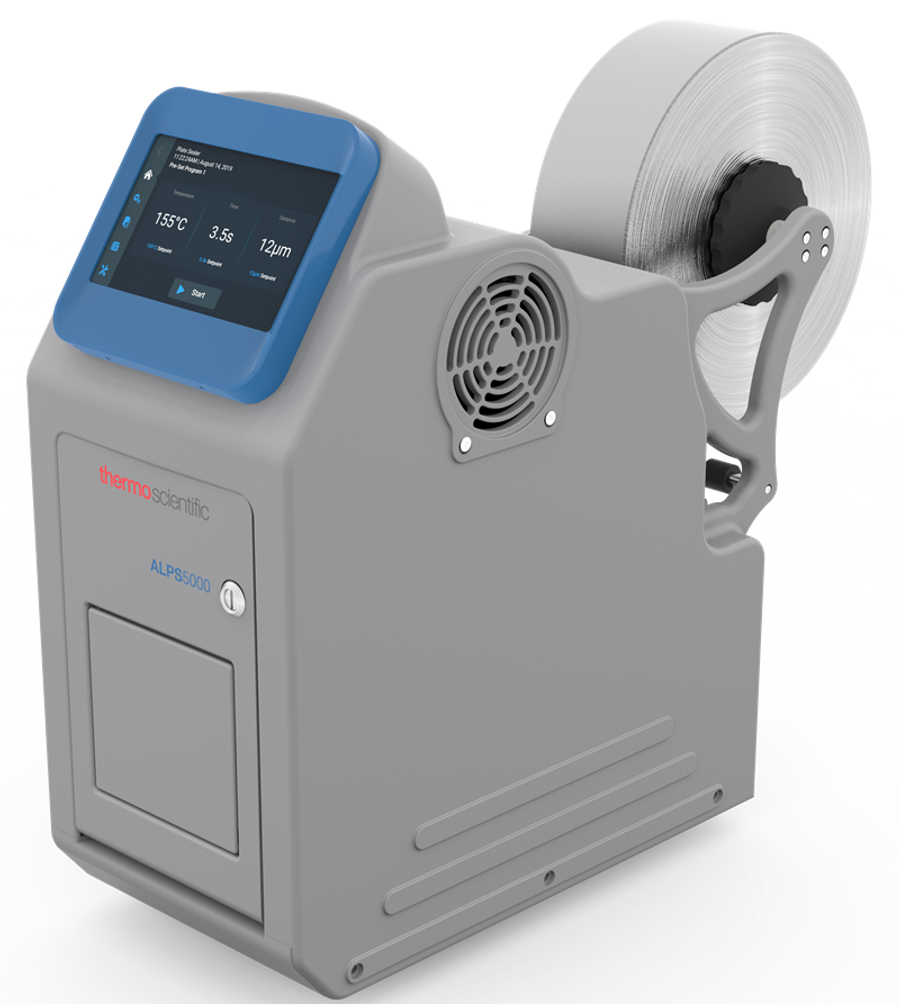 Next-Generation, Compressor-Free Plate Sealer Provides Superior Flexibility and Process Efficiency to Researchers