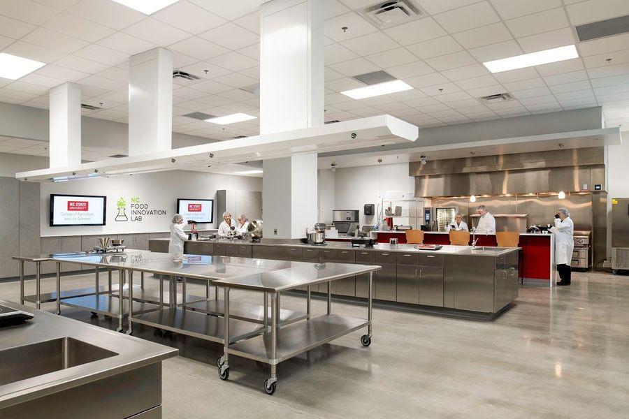 Project Profile: North Carolina Food Innovation Lab