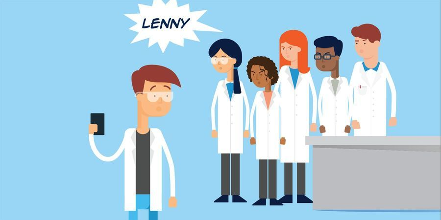 Linda's Lab: The Inconsiderate Labmate