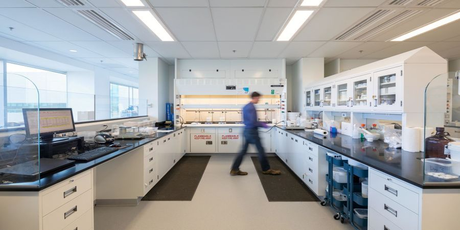Creating Cohesive LED Lighting within the Laboratory Environment