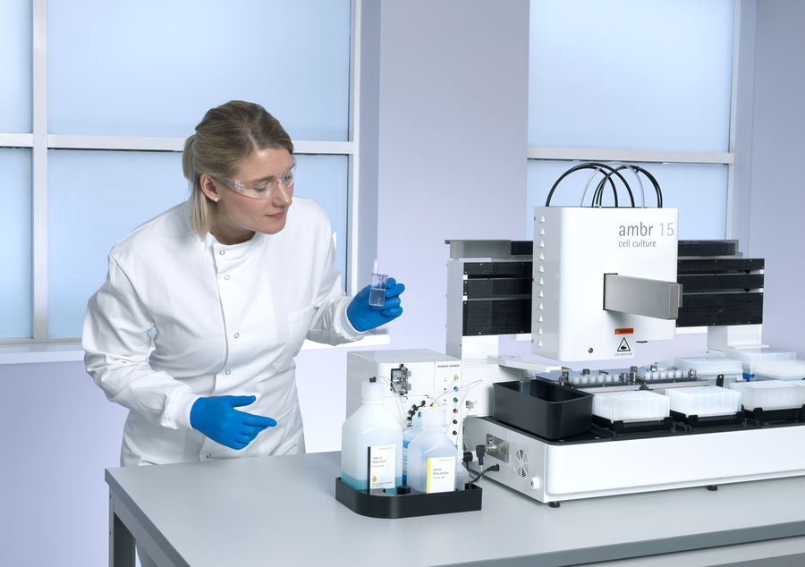 Sartorius Introduces BioPAT® Spectro to Enable Raman Spectroscopy Capability and QbD with its ambr® and BIOSTAT STR® Platforms