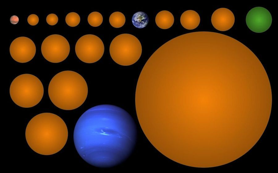 Astronomy Student Discovers 17 New Planets