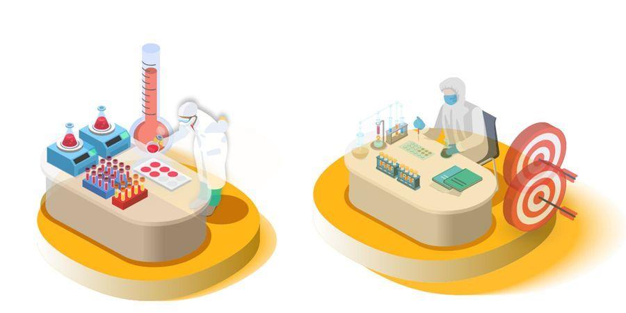 HPLC Sample Prep in 4 Steps