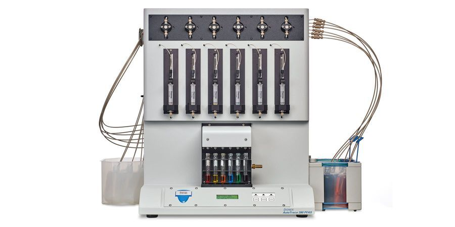 New Instrument Fully Automates Sample Preparation for PFAS Analysis in Drinking Water