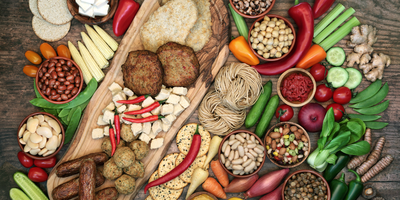 Making Plant Protein Look and Feel More like Whole Meat