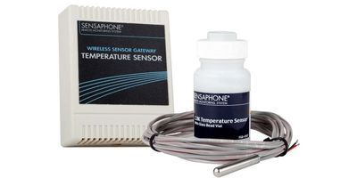 NIST Traceable Temperature Sensors for Medical Refrigerators and Freezers