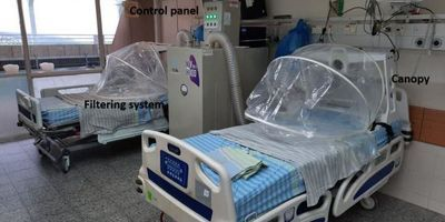 Protecting Health Workers from COVID-19 during Ventilation