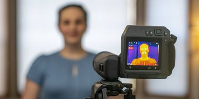 Detecting Elevated Body Temperature using Thermal Imaging