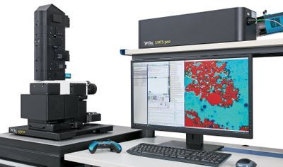 WITec Reveals New Generation Automated Raman Imaging Microscope