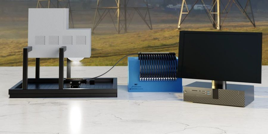 3D-Printed System Speeds Up Solar Cell Testing