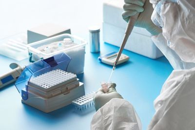 Infectious Disease Research in Your Lab (Survey)