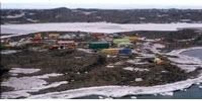 Human 'Footprint' on Antarctica Measured for First Time