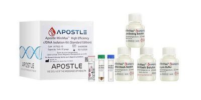 Beckman Coulter Life Sciences Enters Liquid Biopsy Partnership with Apostle Inc.