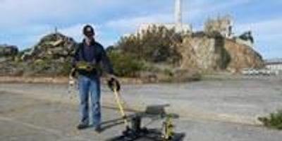 High-Tech Laser Scans Uncover Hidden Military Traverse at Alcatraz Island