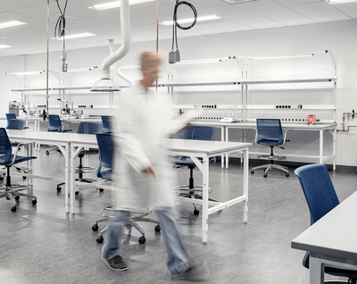 Is Your Lab Flexible Enough to Adapt to Today's Rapid Changes in Science?