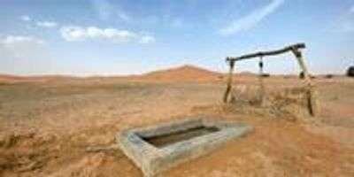 Warning for World's Groundwater Reserves