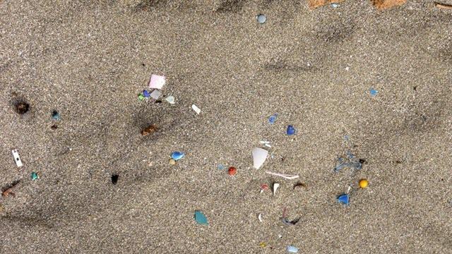 microplastic