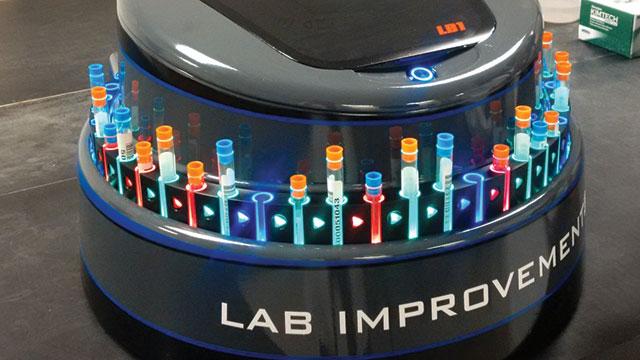 Lab Improvements' CapTrack